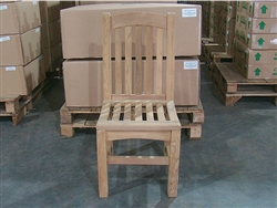 Teak Dining Chair - Menik