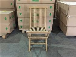British Gardens Premium B Grade Folding Chair ...