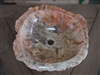 Petrified Wood Vanity Bowl/Sink #026