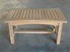 Teak Coffee Table - Ratna
