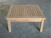 Teak Coffee Table - Tony