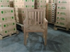 Teak Arm Chair - Pakis