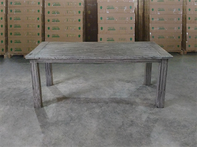 "Candi Rectangle Teak Table 180 x 90cm - 71"" x 35"""