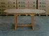 Palatine  Oval Extension Table 120cm/180cmx90cm