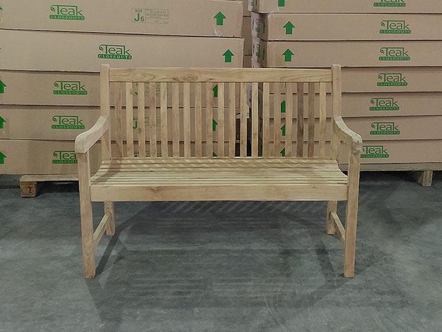 Stupendous 120Cm 48 Boma Teak Bench Cjindustries Chair Design For Home Cjindustriesco