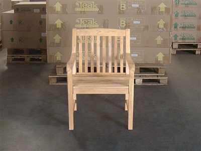 Teak Arm Chair - Boma