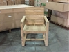 Teak Arm Chair - Melaya