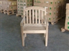 Teak Arm Chair - Natuna