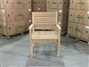 teak palu arm chair