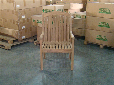 Teak Arm Chair - Sanur