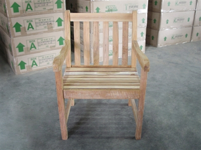 Teak Arm Chair - Solo