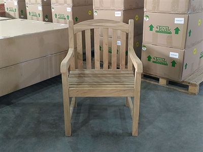 Teak Arm Chair - St. Croix