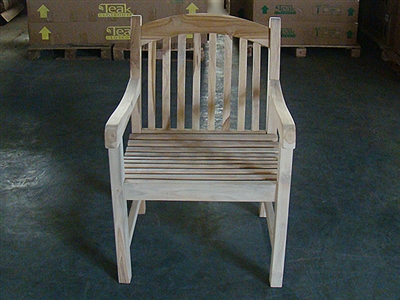 Teak Arm Chair - Sumbawa