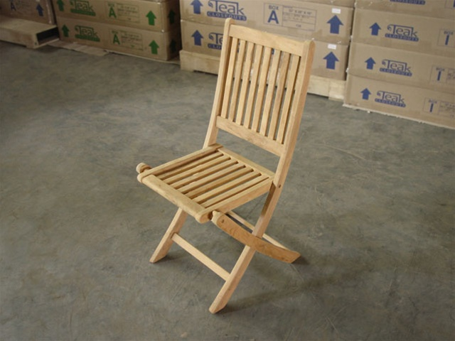 Teak Folding Chair jogja folding chair