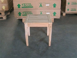 teak side table karimun