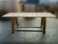Bintan Rectangle Recycled Table 224x100 cm