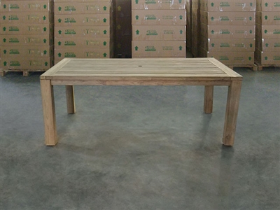 Jambi Teak Table 200 x 110cm
