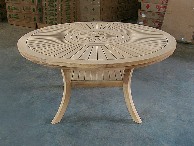 Round Dining Table 150cm
