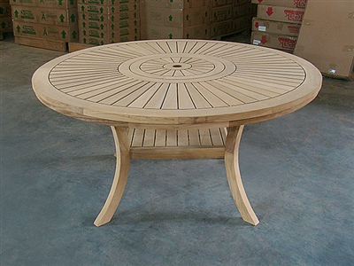 Komodo Round Dining Table 150cm
