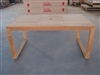 Melaya Rectangle Table 160 x 90cm