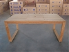 Melaya Rectangle Table 220 x 100cm