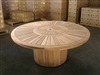 Pindi Round Dining Table 180cm