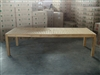 Rinjani Rectangle Table 280 x 100cm