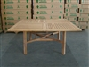 Sulawesi Square Teak Table 160 x 160cm