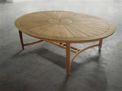 Williamsburg Oval Dining Table - 240cm x 180cm