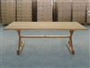 Ngawi Rectangle Teak Table 220 x 110cm