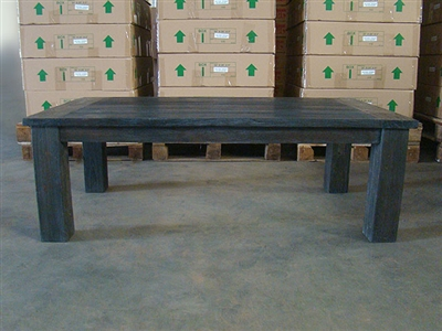 "S2DIO Teak Coffee Table #0023 - 135x75cm - 53"" x 30"""