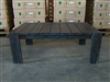 "S2DIO Teak Coffee Table #0050 - 120x80cm - 47"" x 31"""