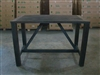 "S2DIO Teak Bar Table #0060 - 150x80cm - 59"" x 31"""