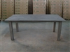 "S2DIO Teak Table #0064 - 190x100cm - 75"" x 40"""