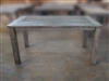 "S2DIO Teak Table #0065 - 160x90cm - 63"" x 35"""