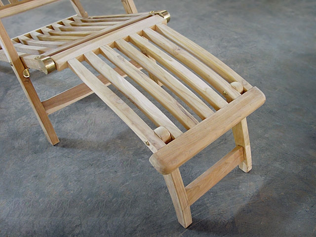 Combo 2 Ocean Teak Deck Chair ...