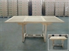 Lisa Rectangle Extension Table 120cm/180cmx100