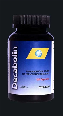 DECABOLIN By Cyba Labs