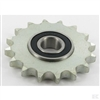 Etesia MVEHH idler sprocket for wheel drive chain tension part number 25504