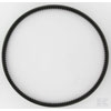 Etesia Hydro 100 rear upper transmission drive belt part number 25632