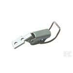 Etesia Bahia cutter deck replacement side door lock mechanism part number 37074