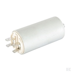 Alko electrical capacitor for mower or shredder 18uf part number 460521