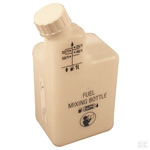 Universal mixer bottle for 2 stroke petrol engines with markings part number 5119199