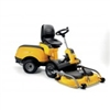 Stiga Park 740PWX 4 wheel drive out front rider mower 110cm deck 3 bladed