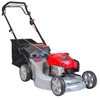 Masport Widecut 800 21 inch cut self propelled mower aluminium body