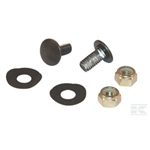 Rover uk mower spares bolt set for swing tip lawn mower blades