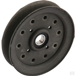 Alko Garden uk spare parts Alko PULLEY idler pulley deck was 514716 part number AK464454