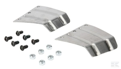 Alko mower spare parts UK BLADE TIPS - KIT (2 X UPLIFT WINGS & FIXINGS)