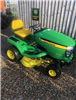 Used Countax C400H ride on mower with 42 inch cut SOLD NLA