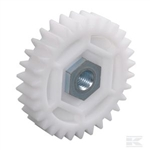 Atco Qualcast Suffolk Punch Webb Plastic QX Large gear 30 teeth